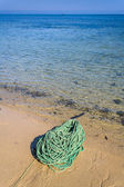 Halat balıkçı — Stok fotoğraf
