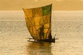 Vezo fishermens — Stock Photo
