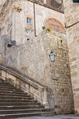 Typical croatin architecture - Dubrovnik. — Stock Photo
