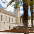 Trogir - old UNESCO twon, Croatia. — Stock Photo