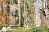 Waterfall - Plitvice National Park — Stock Photo
