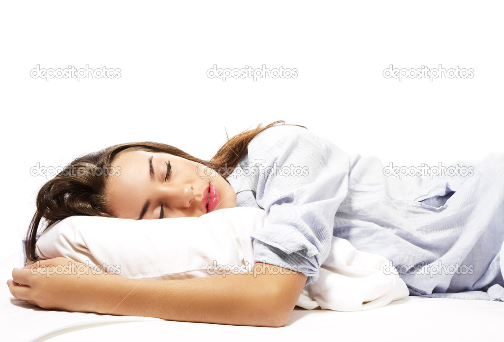 睡着的美女 kevinpanizza