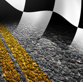 Racing background — Foto Stock
