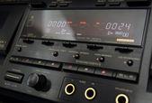 Cassette deck — Stock Photo