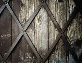 Antieke deur close-up — Stockfoto