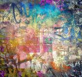 Graffiti arka plan — Stok fotoğraf