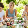 Picnic fun — Stock Photo