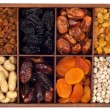 Dried fruits — Stock Photo #11783041