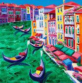 Veneza, itália — Foto Stock