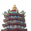 Stock Photo: Pagodchinese