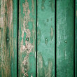 Stock Photo: Wooden wall color paintingl