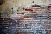 Older brick wall — Stock Photo