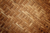 Bamboo handycraft — Stock Photo