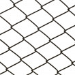 Steel net — Stock Photo