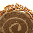 Roll coffee cake — Stock Photo #11190386