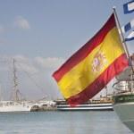 Great regatta cadiz — Stock Photo #11898452