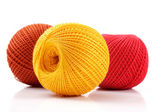 Yarn for knitting — Stock Photo