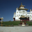 Buddhist Temple in Elista, Republic Kalmykia, Russian Federation — Stock Photo #10891230