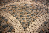 Paving stones texture — Stock Photo