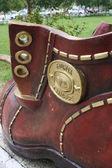 Gulliver's boot — Stock Photo