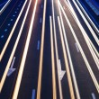 Abstract Real Traffic Road Background - Stock Photo