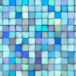 Foto Stock: Abstract tile pattern mixed blue purple surface backdrop