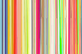 Tube abstract 3d backdrop in rainbow colors — Stock Photo