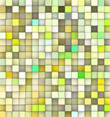 Abstract 3d cubes backdrop in yellow and green — Stockfoto