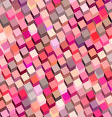 Abstract cubical multiple pink red pattern backdrop — Stock Photo
