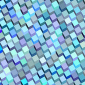 Abstract blue purple cube pattern backdrop — Stock Photo