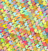 Rainbow color abstract pattern surface backdrop — Stock Photo