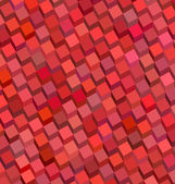 Abstract red pink cube pattern backdrop — Stock Photo
