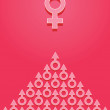 Royalty-Free Stock Vector Image: Gender symbols