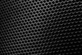 Speaker grill texture — Stock Photo