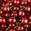 Cherry heap — Stock Photo