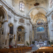 Church of St. Chiara. Lecce. Puglia. Italy. - Foto de Stock