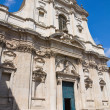 Church of St. Irene. Lecce. Puglia. Italy. - Foto de Stock