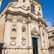Church of St. Chiara. Lecce. Puglia. Italy. — Foto de Stock