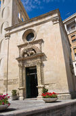 Church of St. Marco. Lecce. Puglia. Italy. — Stock Photo