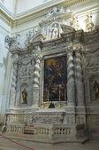 Kerk van st. irene. lecce. puglia. italië. — Stockfoto