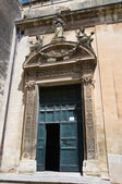 Cathedral of Lecce. Puglia. Italy. — ストック写真