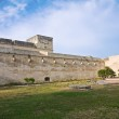 Castle of Charles V. Lecce. Puglia. Italy. — Stock Photo #10874428