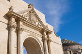 Neapolitan Gate. Lecce. Puglia. Italy. — Stock Photo