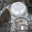 Santa Croce Basilica. Lecce. Puglia. Italy. - Foto de Stock  