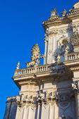 Basilica of St. Giovanni Battista. Lecce. Puglia. Italy. — 图库照片