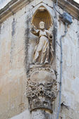Column of St. Giusto. Lecce. Puglia. Italy. — Stock Photo