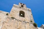 Norman belltower. Otranto. Puglia. Italy. — Stock Photo