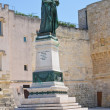 War memorial. Otranto. Puglia. Italy. - Stock Photo