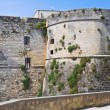 The Aragonese Castle of Otranto. Puglia. Italy. — Stock Photo