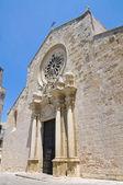 Katedra w otranto. puglia. włochy. — Zdjęcie stockowe